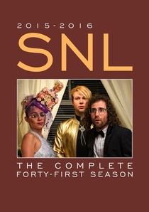 Saturday Night Live (41ª Temporada) - Poster / Capa / Cartaz - Oficial 1