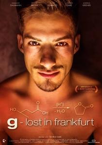 G - Lost in Frankfurt - Poster / Capa / Cartaz - Oficial 1