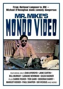 Mr. Mike's Mondo Video - Poster / Capa / Cartaz - Oficial 1