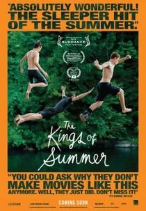 Os Reis do Verão - Poster / Capa / Cartaz - Oficial 4