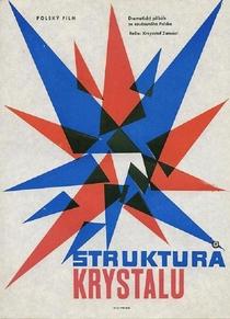 A Estrutura De Cristal - Poster / Capa / Cartaz - Oficial 2