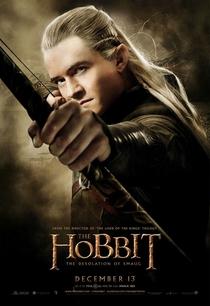 O Hobbit: A Desolação de Smaug - Poster / Capa / Cartaz - Oficial 8