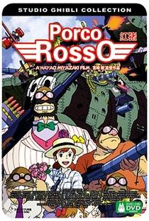 Porco Rosso: O Último Herói Romântico - Poster / Capa / Cartaz - Oficial 35