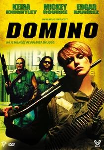 Domino - A Caçadora de Recompensas - Poster / Capa / Cartaz - Oficial 6