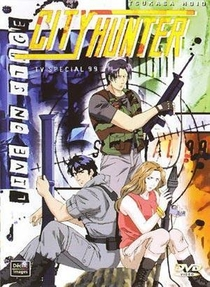 City Hunter: Death of the Vicious Criminal Ryo Saeba - Poster / Capa / Cartaz - Oficial 1