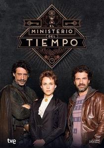 O Ministério do Tempo - Poster / Capa / Cartaz - Oficial 2