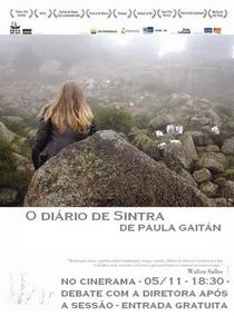 Diário de Sintra - Poster / Capa / Cartaz - Oficial 1
