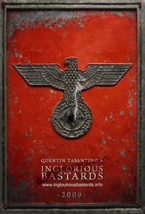Bastardos Inglórios - Poster / Capa / Cartaz - Oficial 4