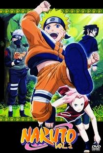 Naruto (2ª Temporada) - Poster / Capa / Cartaz - Oficial 1