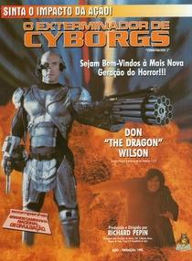 O Exterminador de Cyborgs - Poster / Capa / Cartaz - Oficial 2