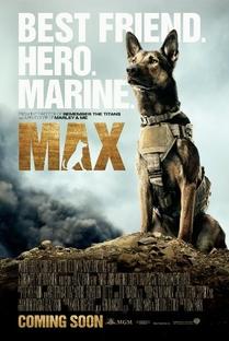Max: O Cão Herói - Poster / Capa / Cartaz - Oficial 3