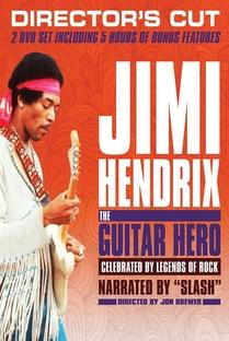 Jimi Hendrix: The Guitar Hero - Poster / Capa / Cartaz - Oficial 2