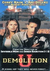 Demolition University - Poster / Capa / Cartaz - Oficial 1