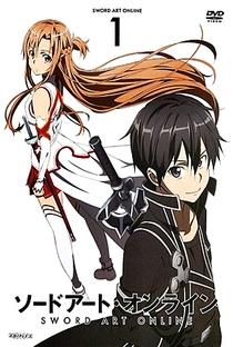Sword Art Online (1ª Temporada) - Poster / Capa / Cartaz - Oficial 4