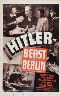 A Besta de Berlim - Poster / Capa / Cartaz - Oficial 1