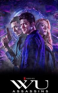Wu Assassins (1ª Temporada) - Poster / Capa / Cartaz - Oficial 3