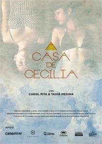 A Casa de Cecília - Poster / Capa / Cartaz - Oficial 1