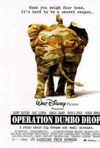 Operação Dumbo - Poster / Capa / Cartaz - Oficial 1