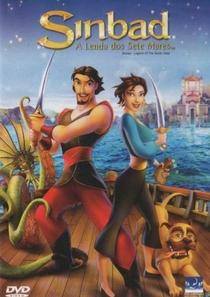 Sinbad: A Lenda dos Sete Mares - Poster / Capa / Cartaz - Oficial 2