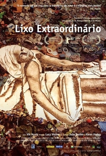 Lixo Extraordinário - Poster / Capa / Cartaz - Oficial 1