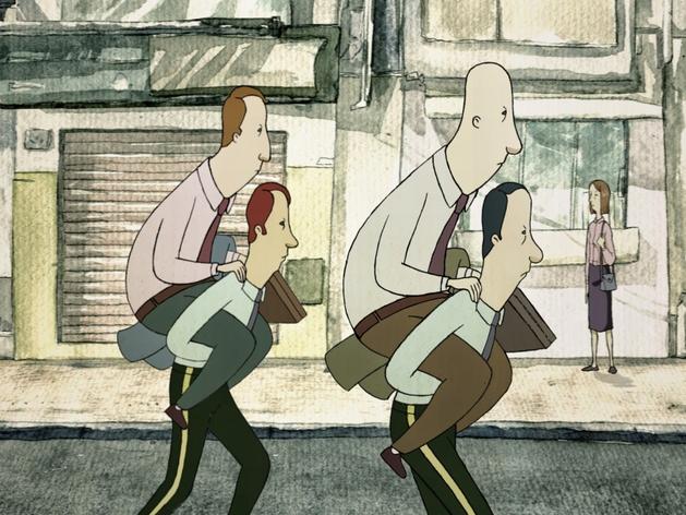 Pitada de Cinema Cult: O Emprego (El Empleo - 2008) Curta