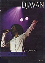 Djavan - Milagreiro - Ao Vivo - Poster / Capa / Cartaz - Oficial 1