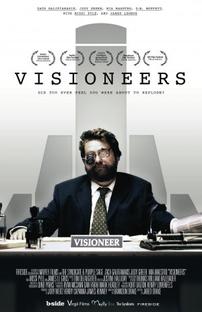 Visionários - Poster / Capa / Cartaz - Oficial 1