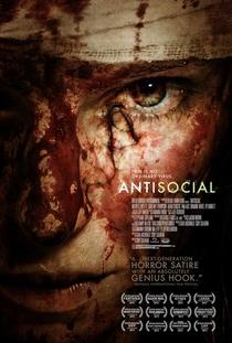 Antisocial - Poster / Capa / Cartaz - Oficial 1