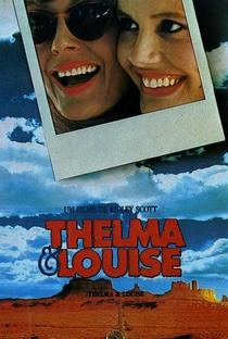 Thelma & Louise - Poster / Capa / Cartaz - Oficial 7