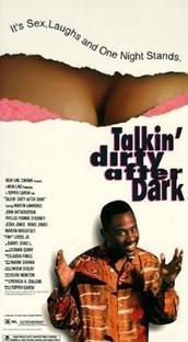 Talkin' Dirty After Dark - Poster / Capa / Cartaz - Oficial 1