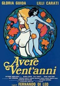 Vinte Anos - Poster / Capa / Cartaz - Oficial 1
