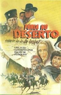 Fúria no Deserto - Poster / Capa / Cartaz - Oficial 1