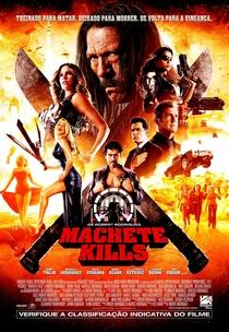 Machete Mata - Poster / Capa / Cartaz - Oficial 12