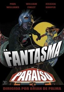 O Fantasma do Paraíso - Poster / Capa / Cartaz - Oficial 7