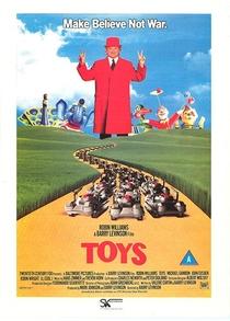 A Revolta dos Brinquedos - Poster / Capa / Cartaz - Oficial 5