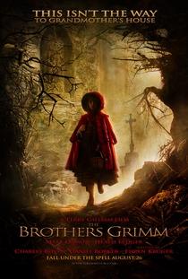 Os Irmãos Grimm - Poster / Capa / Cartaz - Oficial 1