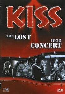 Kiss The Lost Concert - Poster / Capa / Cartaz - Oficial 1
