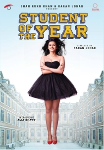 Student of the Year - Poster / Capa / Cartaz - Oficial 14