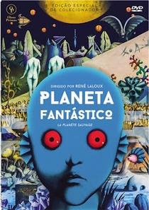 Planeta Fantástico - Poster / Capa / Cartaz - Oficial 1