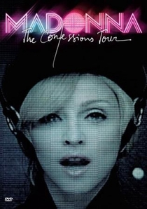 Madonna: The Confessions Tour - Poster / Capa / Cartaz - Oficial 1