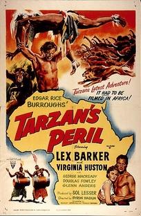Tarzan em Perigo - Poster / Capa / Cartaz - Oficial 1