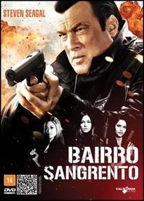 Bairro Sangrento - Poster / Capa / Cartaz - Oficial 1