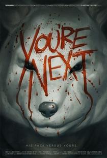 Você é o Próximo - Poster / Capa / Cartaz - Oficial 4