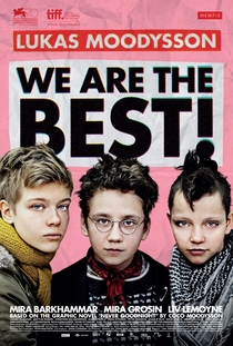 Nós Somos as Melhores! - Poster / Capa / Cartaz - Oficial 2
