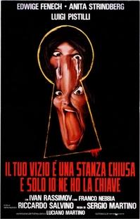 No Quarto Escuro de Satã - Poster / Capa / Cartaz - Oficial 6