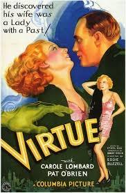 Virtude  - Poster / Capa / Cartaz - Oficial 1