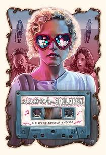 A Fita Azul - Poster / Capa / Cartaz - Oficial 1
