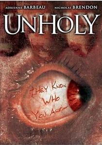 Unholy - Poster / Capa / Cartaz - Oficial 1