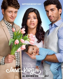 Jane the Virgin (2ª Temporada) - Poster / Capa / Cartaz - Oficial 10