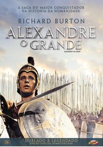 Alexandre o Grande - Poster / Capa / Cartaz - Oficial 2